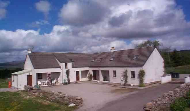 Altassmore Holiday Homes' converted steading